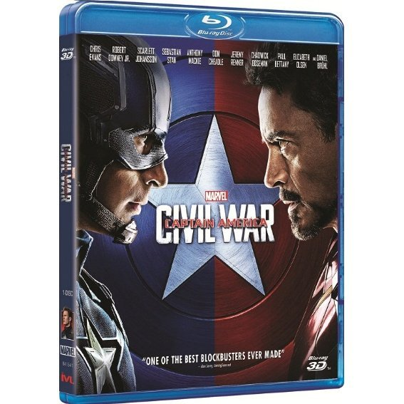 Captain America : Civil War [3D]