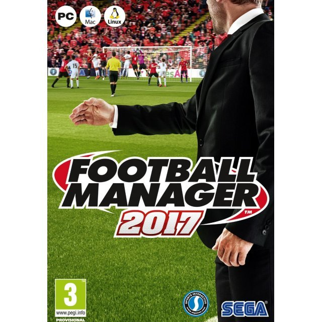 Football Manager 2017 [Limited Edition] (DVD-ROM)