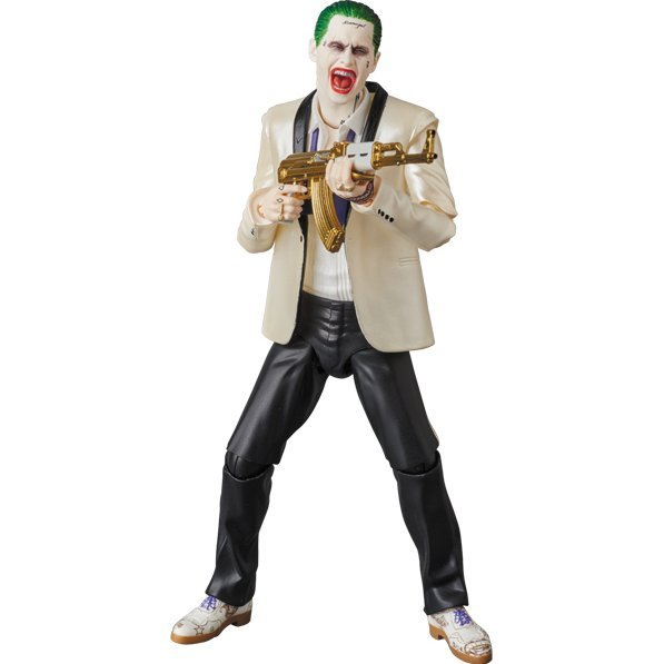 MAFEX Suicide Squad: The Joker Suits Ver.