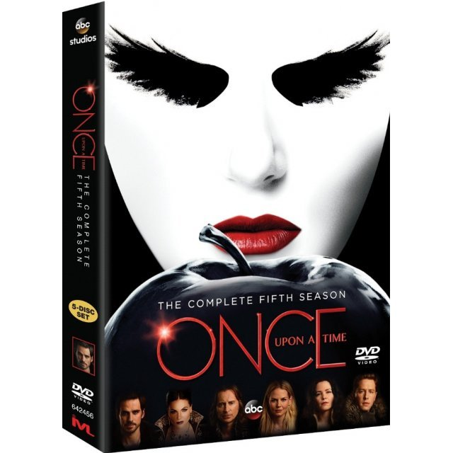 Once Upon A Time Season 5 [5 Disc]