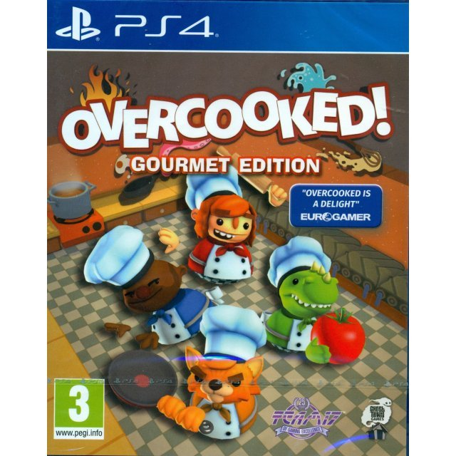 Overcooked [Gourmet Edition]