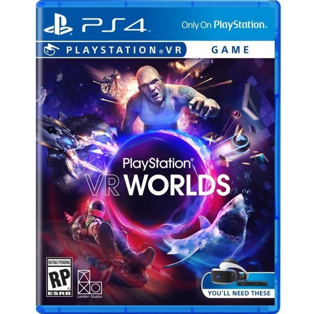 PlayStation VR Worlds (English & Chinese)