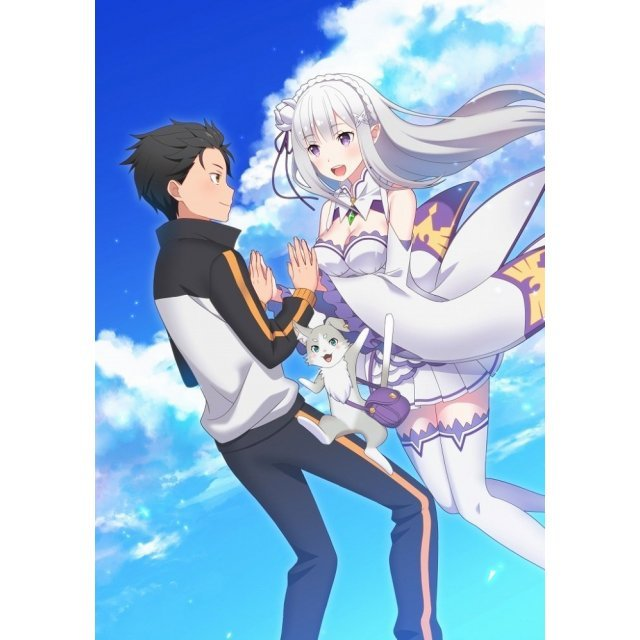 Re:Zero kara Hajimeru Isekai Seikatsu Death of Kiss [Limited Edition]
