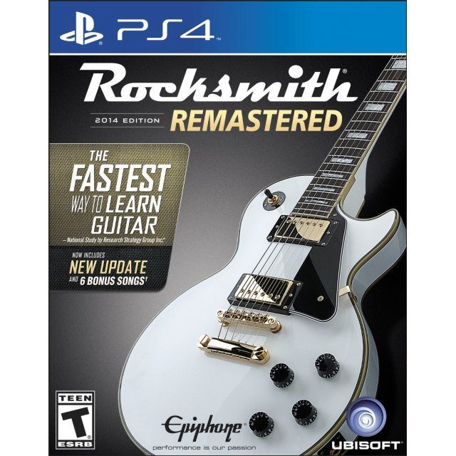 Rocksmith 2014 Edition: Remastered