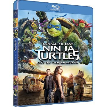 Teenage Mutant Ninja Turtles: Out of the Shadows [2D]