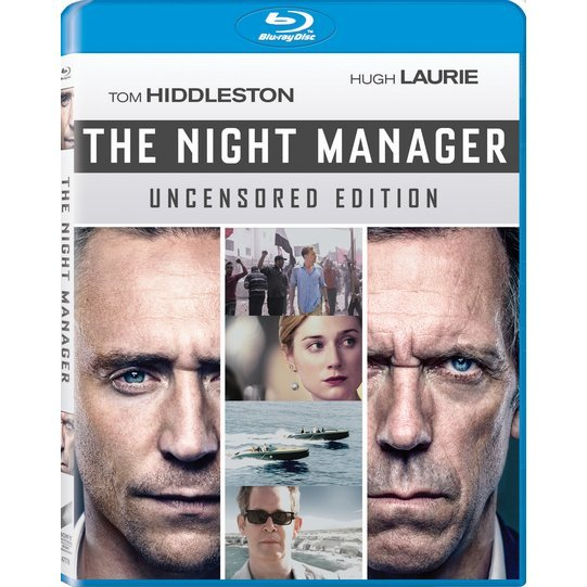 The Night Manager: Season 1 (Uncensored Edition)