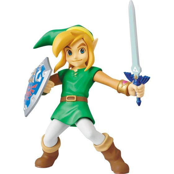 Ultra Detail Figure The Legend of Zelda: Link (A Link Between Worlds)