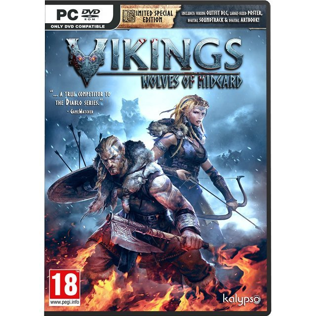 Vikings: Wolves of Midgard (DVD-ROM)
