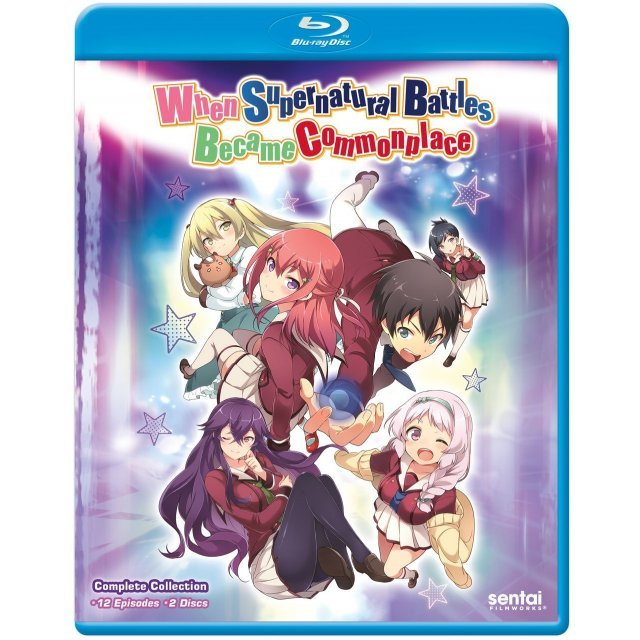 When Supernatural Battles Became Commomplace - Season One