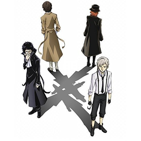 Bungo Stray Dogs Vol.5 [Limited Edition]