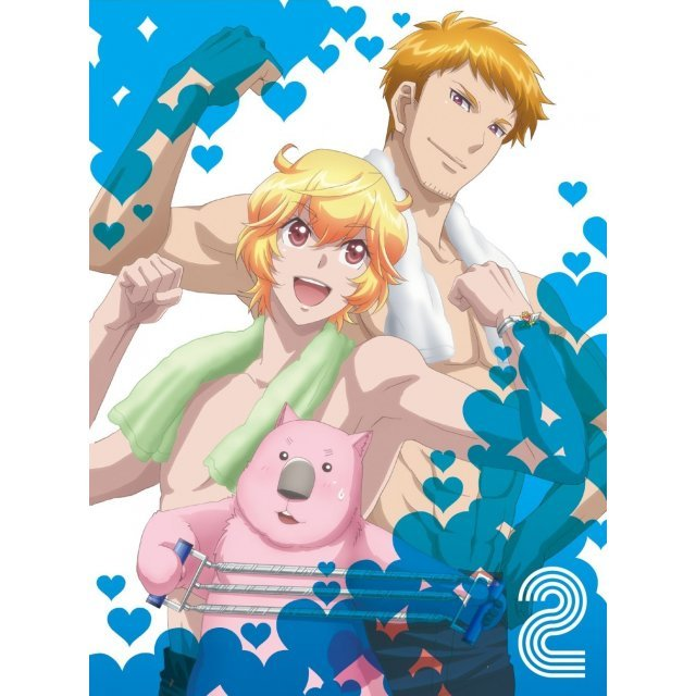 Cute High Earth Defense Club Love! Vol.2