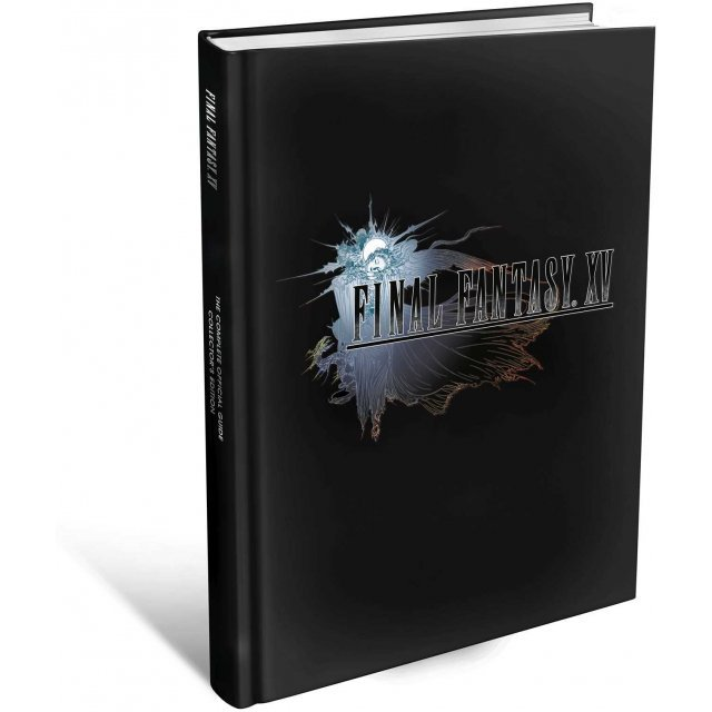 Final Fantasy XV: The Complete Official Guide [Collector's Edition]