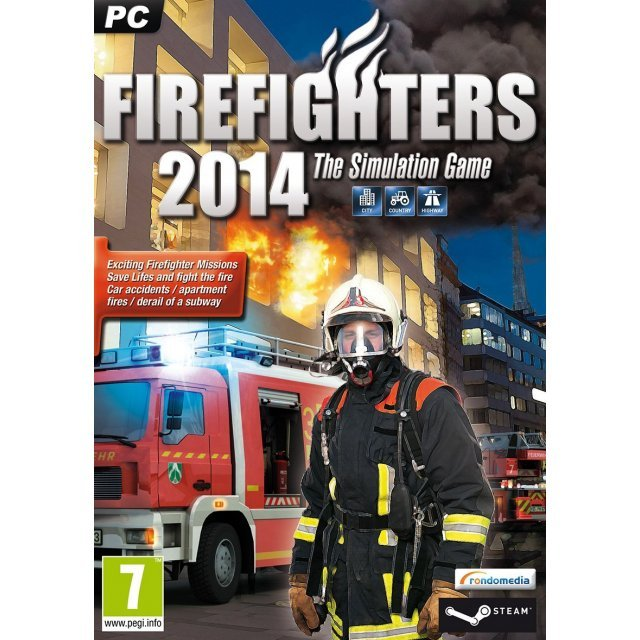 Firefighters 2014 (Steam)