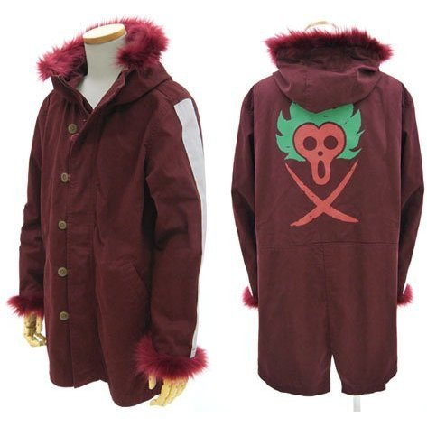 One Piece Design Jacket: Bartolomeo (L Size)
