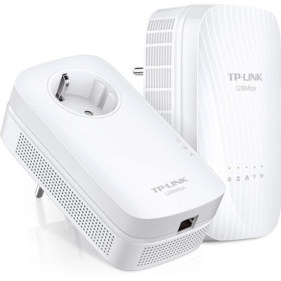 TP-Link AV1200 TL-WPA8730KIT Gigabit Powerline AC Wi-Fi Kit