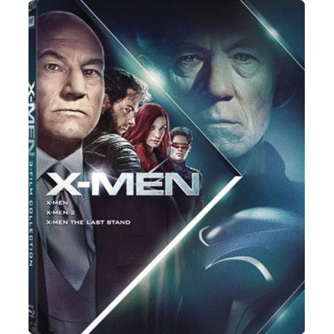 X-Men Trilogy [Steelbook Edition]