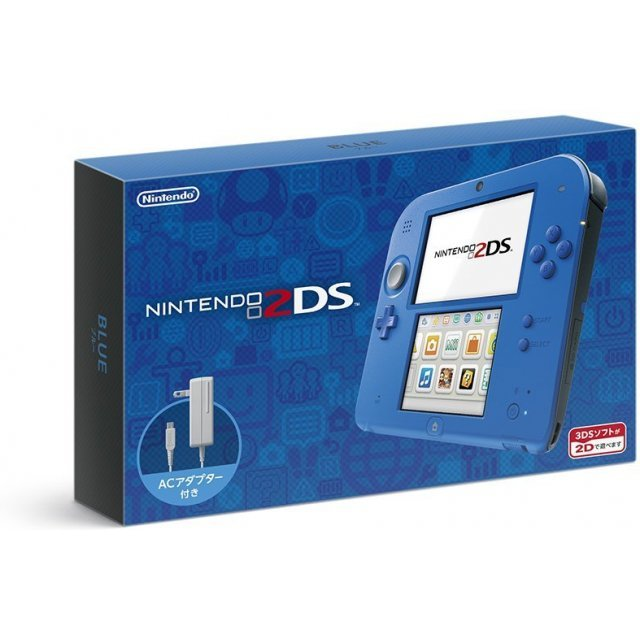 Nintendo 2DS (Blue)