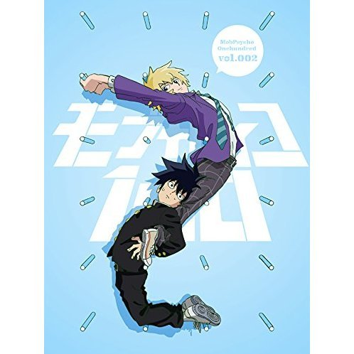 Mob Psycho 100 Vol.2 [Limited Edition]