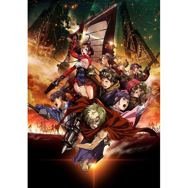Kabaneri Of The Iron Fortress 3 [Limited Edition]