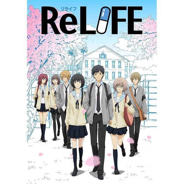Relife Vol.3 [Limited Edition]