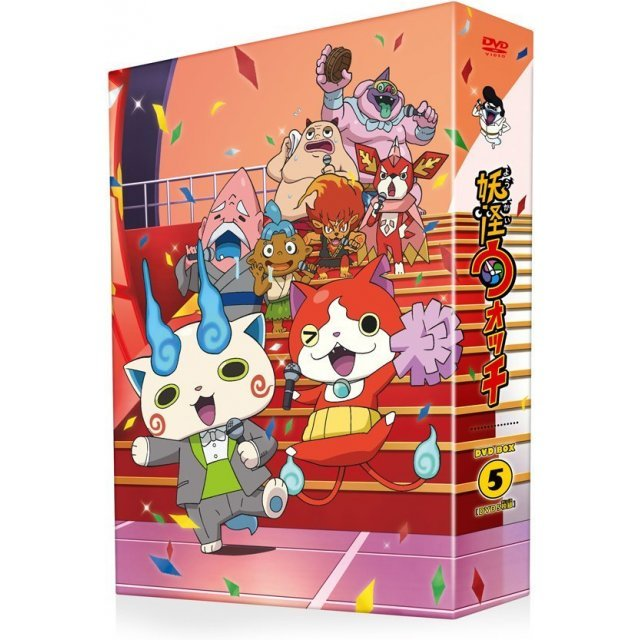 Youkai Watch Dvd Box 5