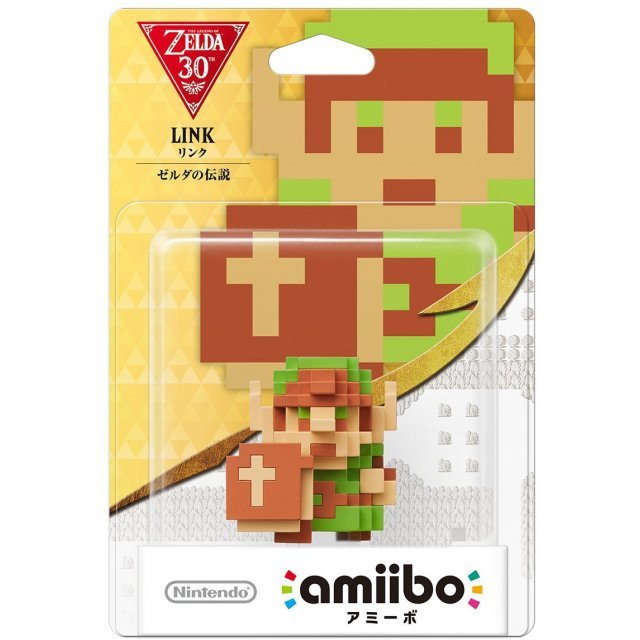 amiibo The Legend of Zelda Series Figure (Link The Legend of Zelda)