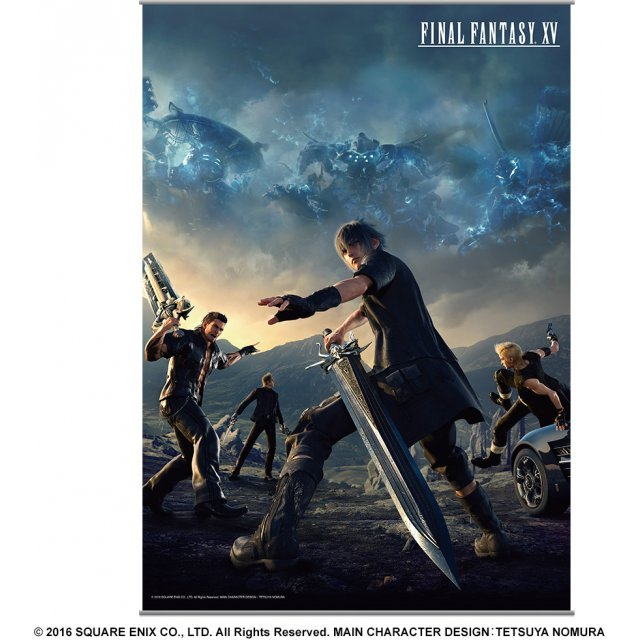 Final Fantasy XV Wall Scroll Vol.2