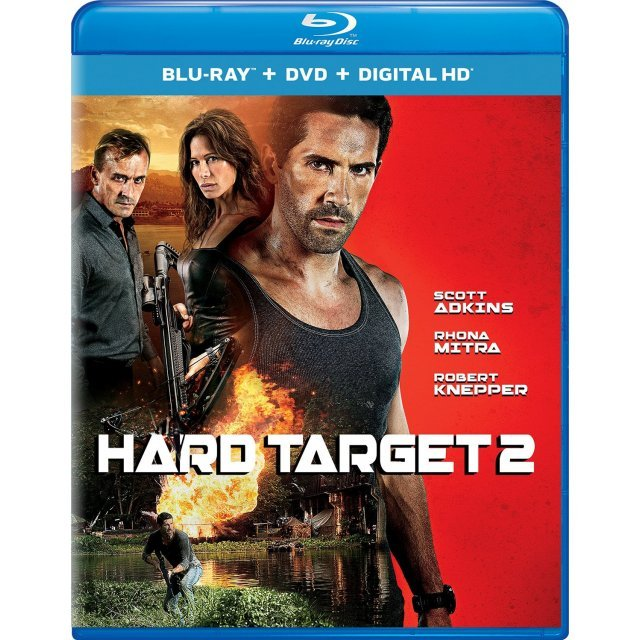Hard Target 2 [Blu-ray+DVD+Digital HD]
