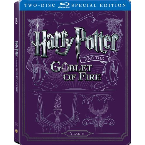 Harry Potter and the Goblet of Fire (2-Disc)(Steelbook)