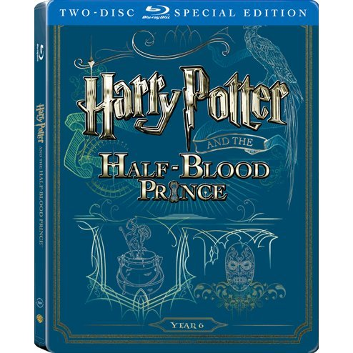 Harry Potter and the Half-Blood Prince (2-Disc)(Steelbook)