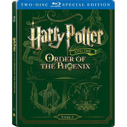 Harry Potter and the Order of the Phoenix (2-Disc)(Steelbook)