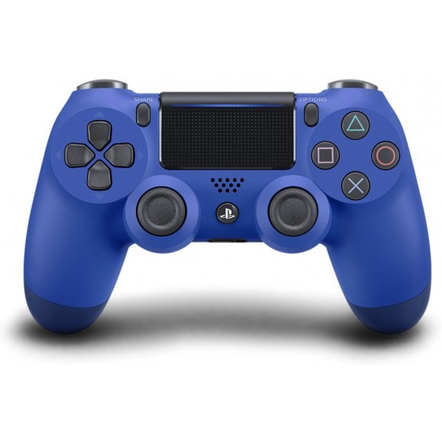 New DualShock 4 CUH-ZCT2 Series (Wave Blue)