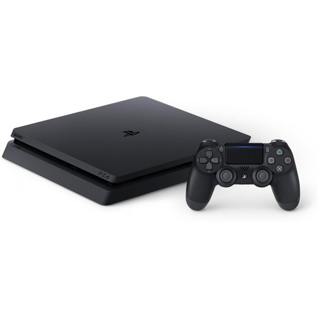 PlayStation 4 CUH-2000 Series 500GB HDD (Jet Black)