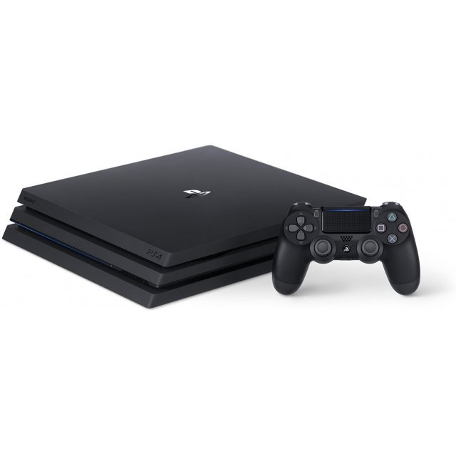 PlayStation 4 Pro 1TB HDD (Jet Black)
