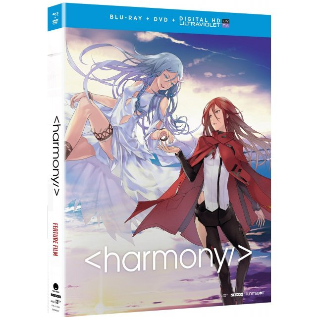 Project Itoh: Harmony [Blu-ray+DVD]