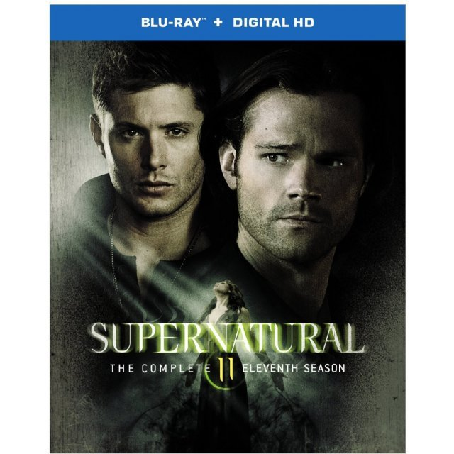 Supernatural: The Complete Eleventh Season [Blu-ray+Digital HD]