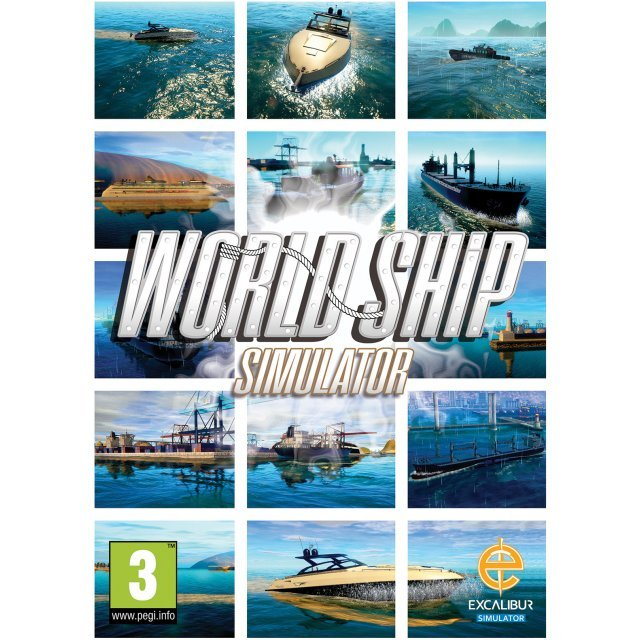 World Ship Simulator (DVD-ROM)