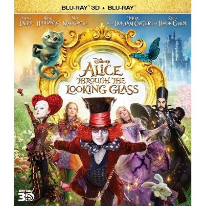 Alice Through the Looking Glass (3D+2D)