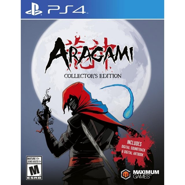 Aragami [Collector's Edition]
