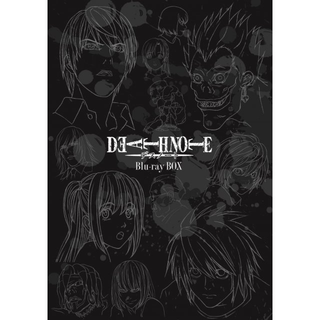 Death Note Blu-ray Box