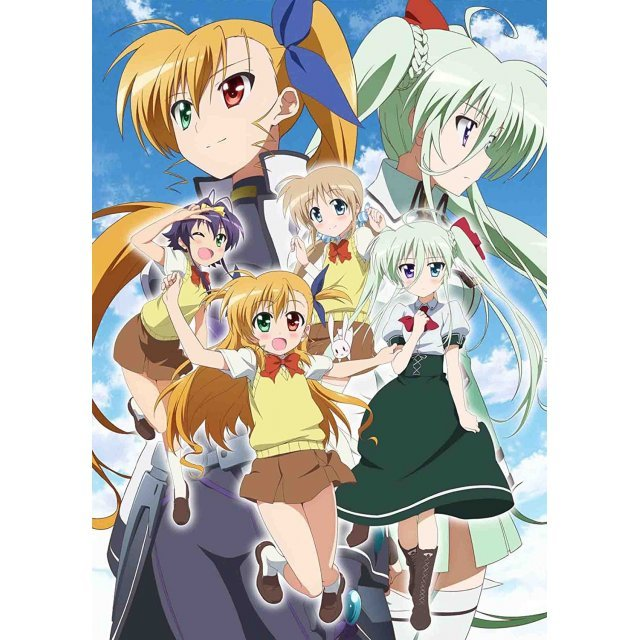 Magical Girl Lyrical Nanoha Vivid Compact Edition