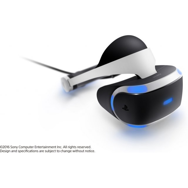 Playstation VR with Playstation Camera Bundle Set