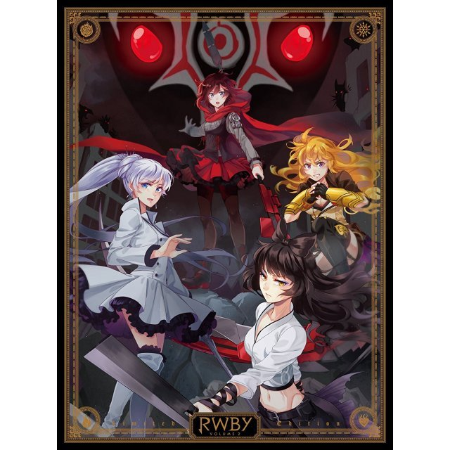 Rwby Volume 2 [2Blu-ray+2CD Limited Edition]