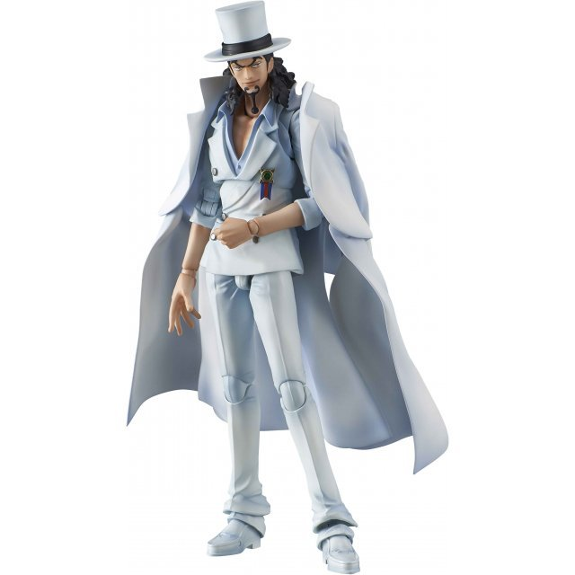 Variable Action Heroes One Piece: Rob Lucci