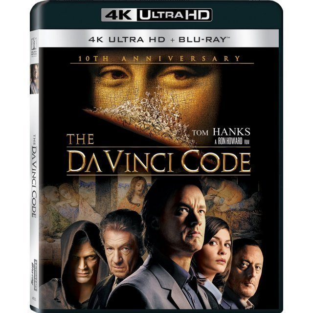 The Da Vinci Code [4K Ultra HD Blu-ray]