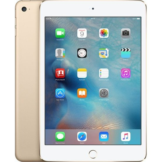 Apple iPad mini 4 32GB (Gold)