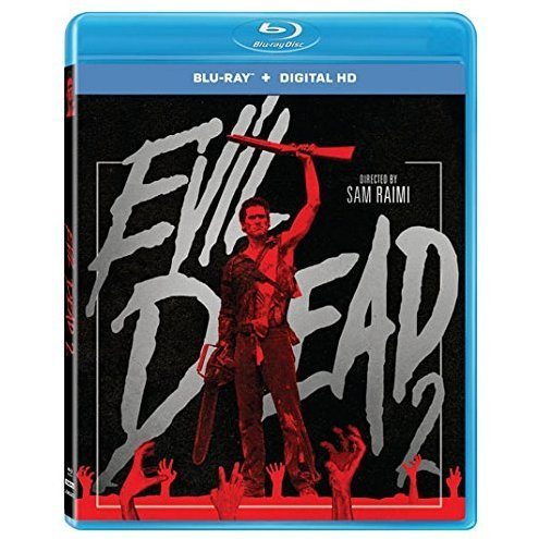 Evil Dead 2 [Blu-ray+Digital HD]