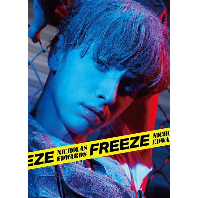 Freeze [CD+DVD Limited Edition]