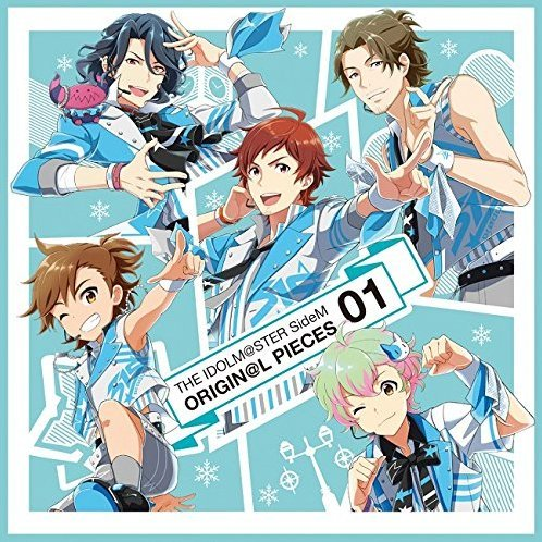 Idolmaster Sidem Original Pieces 01