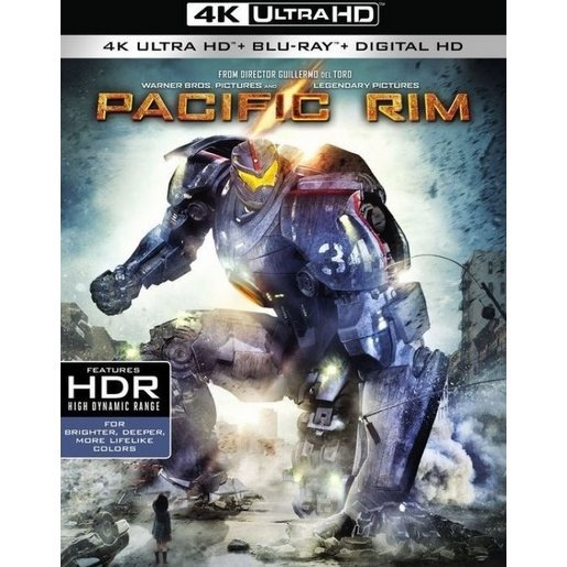 Pacific Rim [4K Ultra HD Blu-ray]